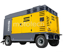 Atlas Copco XRHS 527 CD