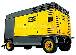 Atlas Copco XAМS 746 CD