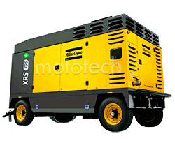 Atlas Copco XRS 396 CD