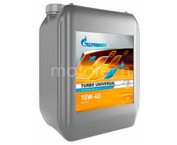 Gazpromneft Turbo Universal 15W-40 20л