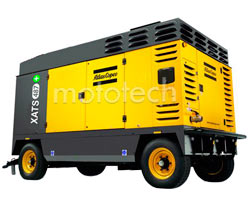 Atlas Copco XATS 487 CD