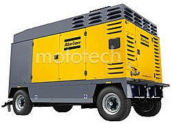 Atlas Copco XRVS 577 CD