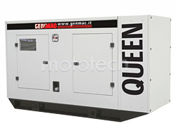 Genmac QUEEN G200PS