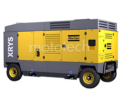 Atlas Copco XRYS 527 CD