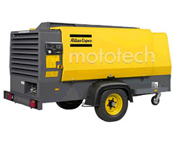Atlas Copco XATS 377 CD