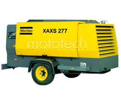 Atlas Copco XAXS 277 CD