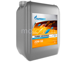 Gazpromneft Turbo Universal 20W-50 20л